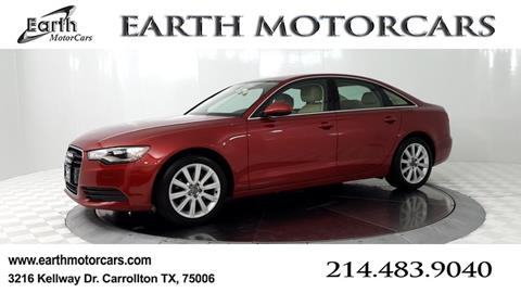 2013 Audi A6 for sale in Carrollton, TX