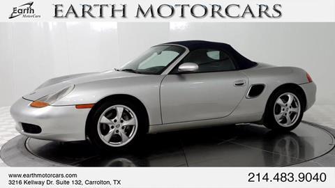 2002 Porsche Boxster for sale in Carrollton, TX