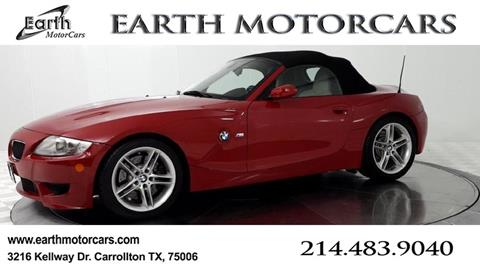 2008 BMW Z4 M for sale in Carrollton, TX