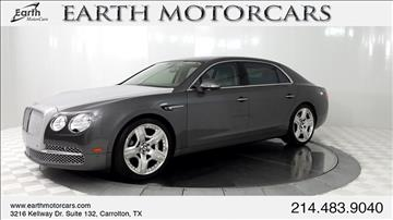 2014 Bentley Flying Spur for sale in Carrollton, TX