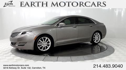 2016 Lincoln MKZ for sale in Carrollton, TX