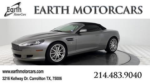 2008 Aston Martin DB9 for sale in Carrollton, TX