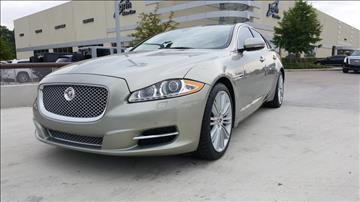 2014 Jaguar XJ for sale in Carrollton, TX