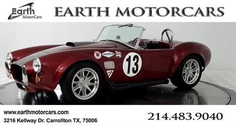 1965 Shelby Cobra for sale in Carrollton, TX