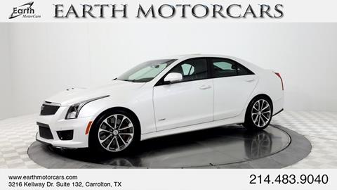 2016 Cadillac ATS-V for sale in Carrollton, TX
