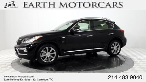 2016 Infiniti QX50 for sale in Carrollton, TX