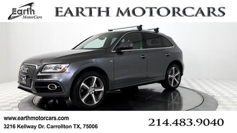 2015 Audi Q5 for sale in Carrollton, TX