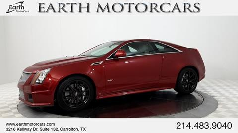 2013 Cadillac CTS-V for sale in Carrollton, TX
