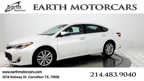 2014 Toyota Avalon for sale in Carrollton, TX