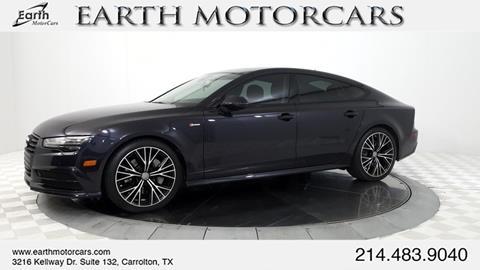 2016 Audi A7 for sale in Carrollton, TX