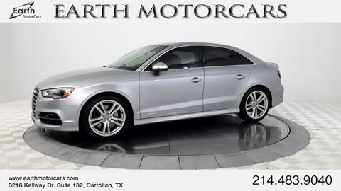 2015 Audi S3 for sale in Carrollton, TX