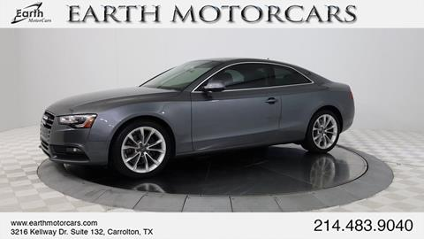 2013 Audi A5 for sale in Carrollton, TX