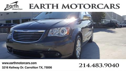 2016 Chrysler Town and Country for sale in Carrollton, TX
