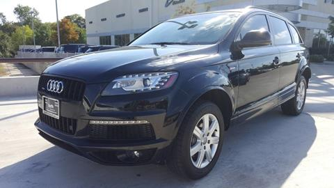 2013 Audi Q7 for sale in Carrollton, TX