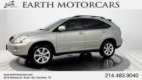 2009 Lexus RX 350 for sale in Carrollton, TX