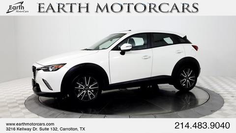 2017 Mazda CX-3 for sale in Carrollton, TX