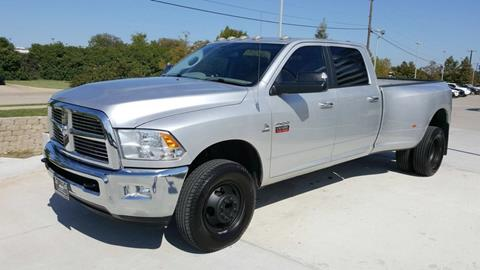 2010 Dodge Ram Pickup 3500 for sale in Carrollton, TX