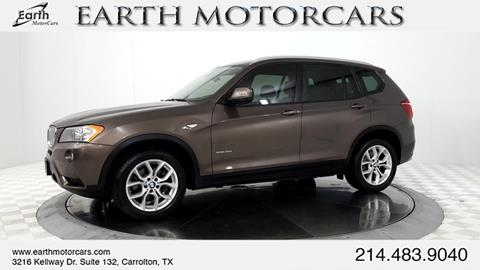 2014 BMW X3 for sale in Carrollton, TX