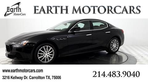 2014 Maserati Ghibli for sale in Carrollton, TX