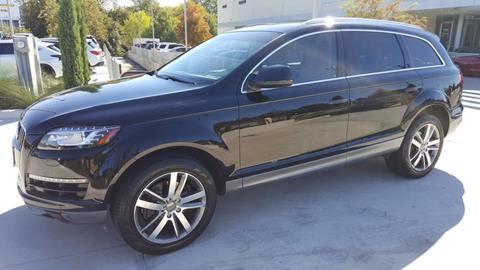 2012 Audi Q7 for sale in Carrollton, TX