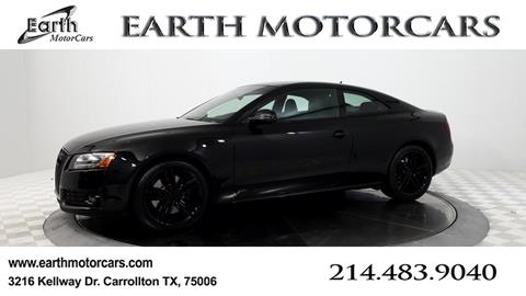 2011 Audi S5 for sale in Carrollton, TX