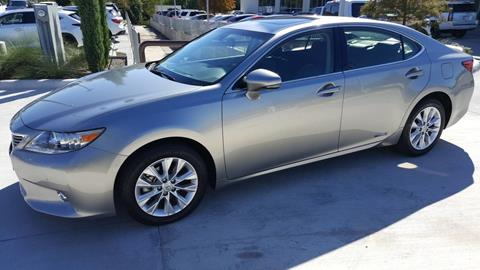 2015 Lexus ES 300h for sale in Carrollton, TX