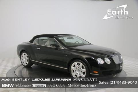 2008 Bentley Continental Gt Speed For Sale Carsforsale