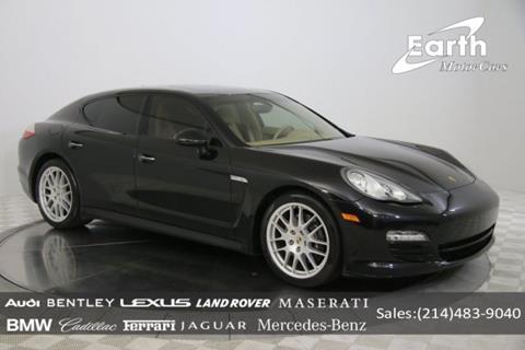 2011 Porsche Panamera for sale in Carrollton, TX