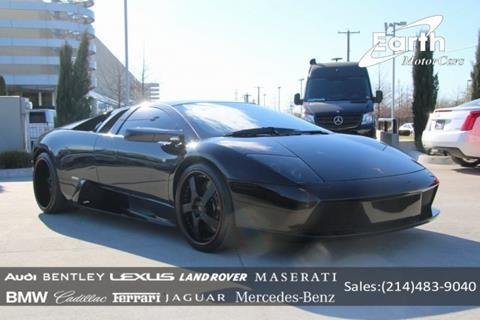 Used 2006 Lamborghini Murcielago For Sale In Durham Nc