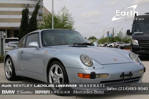 1995 Porsche 911 for sale in Carrollton, TX