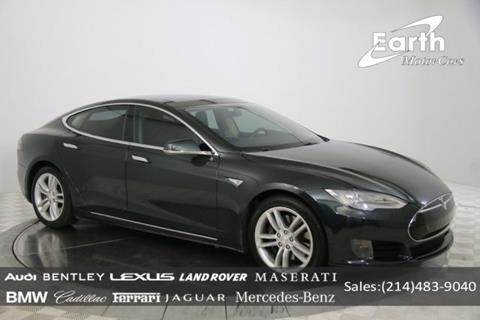 Tesla For Sale in Carrollton, TX - EARTH MOTOR CARS