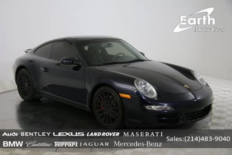 2008 Porsche 911 for sale in Carrollton, TX