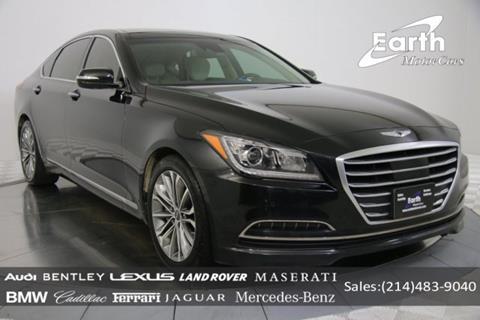 2015 Hyundai Genesis for sale in Carrollton, TX