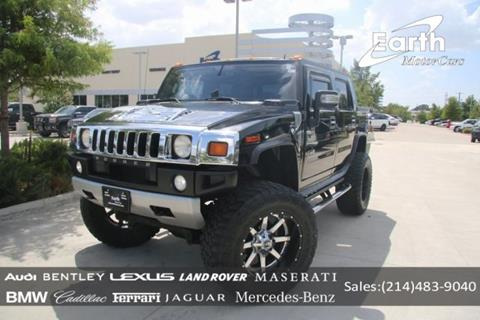 2008 HUMMER H2 SUT for sale in Carrollton, TX