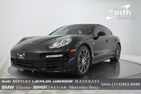 2016 Porsche Panamera for sale in Carrollton, TX