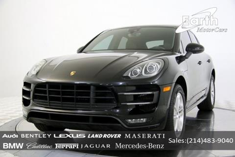 2016 Porsche Macan for sale in Carrollton, TX