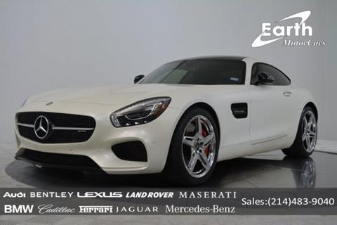 2016 Mercedes-Benz AMG GT for sale in Carrollton, TX