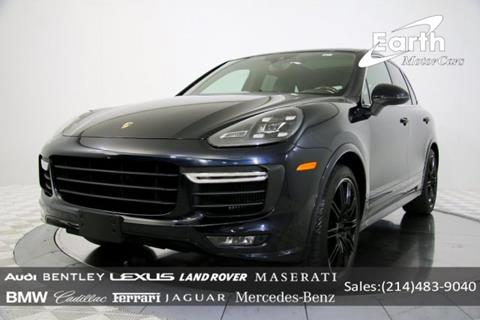 2016 Porsche Cayenne for sale in Carrollton, TX