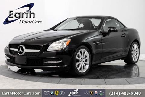 2016 Mercedes-Benz SLK for sale in Carrollton, TX