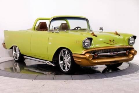 1957 Chevrolet Bel Air for sale in Carrollton, TX