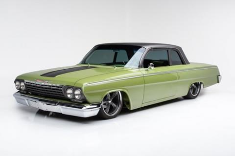 1962 Chevrolet Biscayne for sale in Carrollton, TX