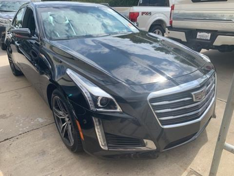 2018 Cadillac CTS for sale in Carrollton, TX