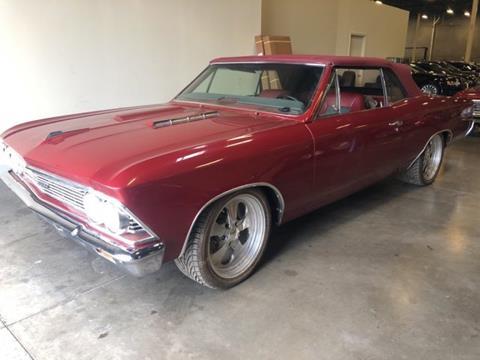 1966 Chevrolet Chevelle for sale in Carrollton, TX