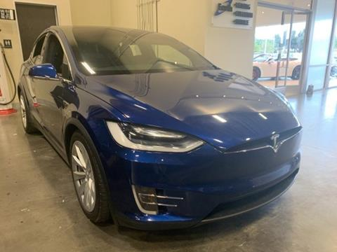 2016 Tesla Model X for sale in Carrollton, TX