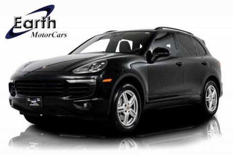 2015 Porsche Cayenne for sale in Carrollton, TX