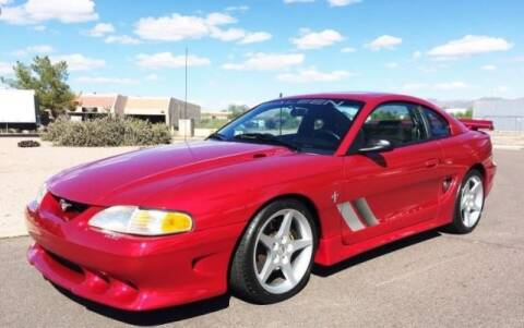 1995 Ford Mustang for sale in Carrollton, TX