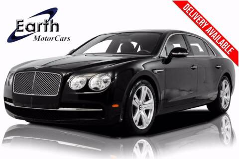 2015 Bentley Flying Spur for sale at EARTH MOTOR CARS in Carrollton TX