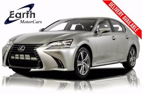 2017 Lexus GS 350 for sale at EARTH MOTOR CARS in Carrollton TX