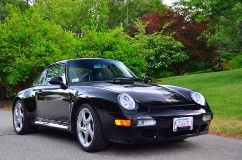 1998 Porsche 911 for sale at EARTH MOTOR CARS in Carrollton TX