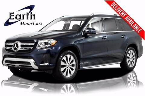 2017 Mercedes-Benz GLS for sale at EARTH MOTOR CARS in Carrollton TX